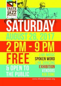Taste of 4th Avenue Jazz Festival