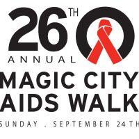 26th Annual Magic City AIDS Walk & 5K Run