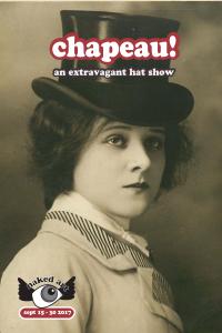 Chapeau! An extravagant hat show
