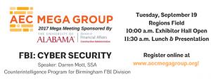 AEC Mega Meeting & Expo: FBI & Cyber Security