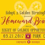 """""""Homeward Bound"""" – A Night of Golden Opportunities benefiting Adopt a Golden Birmingham"""