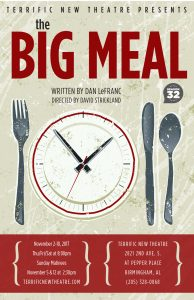 THE BIG MEAL (by Dan LeFranc)