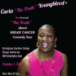 "2nd Annual ""The Truth"" about Breast Cancer Comedy Tour"