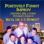Positively Funny Improv