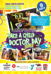 Take A Child to the Doctor Day 2017