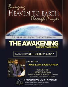 "The Awakening ""Bringing Heaven to Earth Through Prayer"""