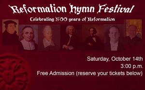 Reformation Hymn Festival