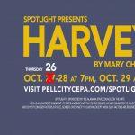 Spotlight Presents: Harvey by Mary Chase