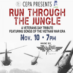 Run Through The Jungle- A Veterans Day Tribute