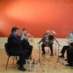 UAB Faculty Jazz Quintet in concert
