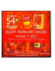Bluff Park Art Show 2017