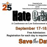 2017 Conference on Civil Rights and Law Enforcement-Hate Crimes