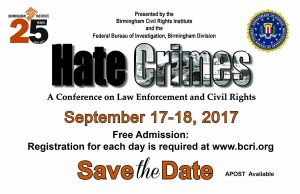 2017 Conference on Civil Rights and Law Enforcemen...