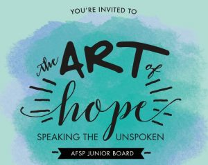 AFSP Junior Board's Art of Hope