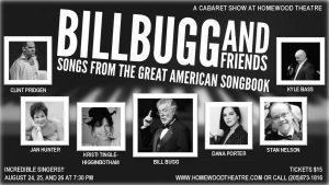Bill Bugg and Friends - Songs From the Great Ameri...