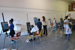 City Center Art, Grades 2-8