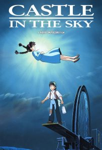GKIDS Presents Castle in the Sky