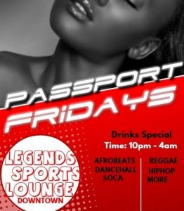 Passport Fridays