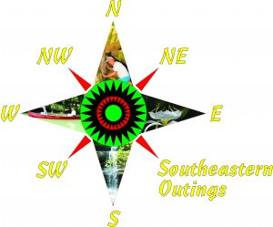 S.E. Outings River Float, Picnic, Swim, Short Hike on Locust Fork from Swann Bridge to Powel Falls
