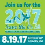 Save the O's 5K
