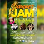 Summer Jam 2017, Presented by Bham City Council District 9/Marcus Lundy