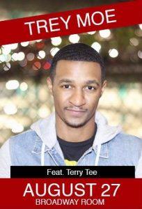 Trey Moe