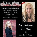 Southern Magic Readers Luncheon