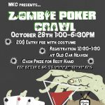 ZOMBIE POKER CRAWL