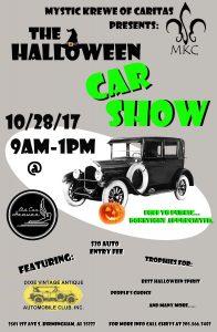 Halloween Car Show