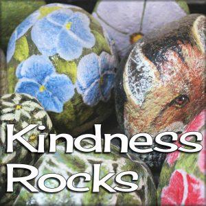 Kindness Rocks – Rock Painting!