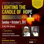 Lighting the Candle of Hope