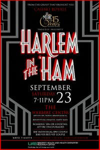 Harlem in the 'Ham Casino Night