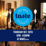 Taste of the Magic City hosted by M-POWER Ministries