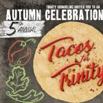 Autumn Celebration Benefit: Tacos for Trinity Counseling