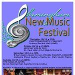 Birmingham New Music Festival