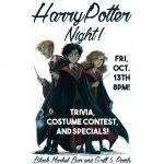 Harry Potter Night!