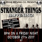 Stranger Things Party!