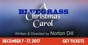 Norton Dill's A Bluegrass Christmas Carol