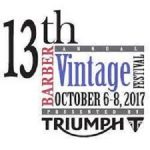 13th Annual Barber Vintage Festival