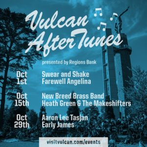 Vulcan AfterTunes presented by Regions Bank: New Breed Brass Band with Heath Green & The Makeshifters
