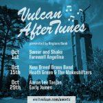 Vulcan AfterTunes presented by Regions Bank: Aaron Lee Tasjan with Early James