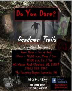 DEADMAN TRAILS