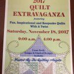 2017 Quilt Extravaganza