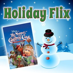 Holiday Flix: The Muppet Christmas Carol