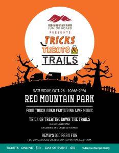 Tricks Treats & Trails