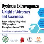 Dyslexia Extravaganza
