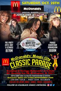 76th Annual Mcdonald's Magic City Classic Parade