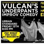 Vulcan's Underpants Improv Comedy Halloween Show