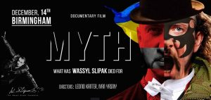 "Pre-Screening of ""Myth"" a Ukrainian Documentary Fi..."