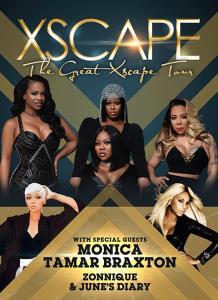 The Great Xscape Tour